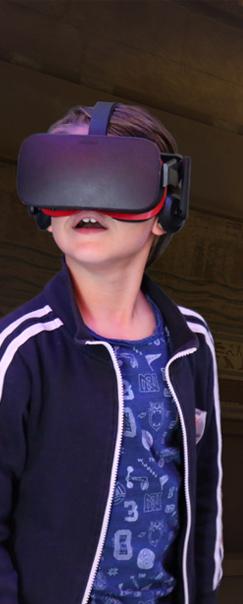 VR-Kinderfeest